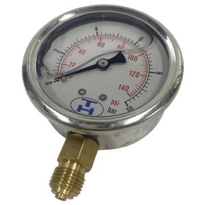 100mm Bottom Entry Pressure Gauges