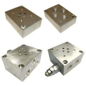 Cetop Subplates