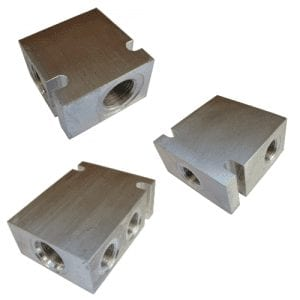 Aluminium Cartridge Bodies