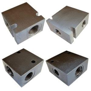 Aluminium & Steel Cartridge Bodies