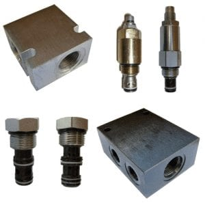 Cartridge Valves & Bodies