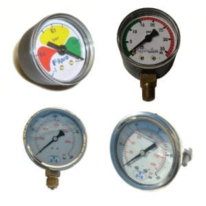 Gauges and Indicators