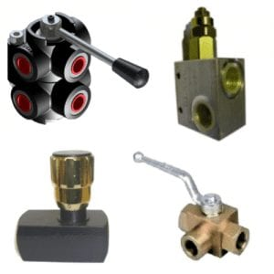 Inline & Cartridge Valves