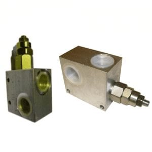 Inline and Tank Mounted Relief Valves
