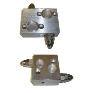 Crossline Relief Valves
