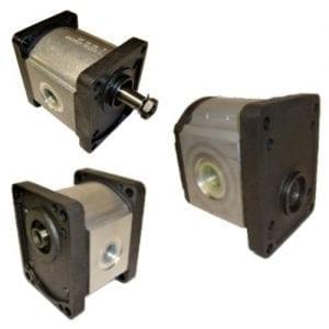Multiple Gear Pumps