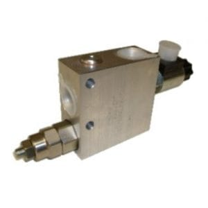 Solenoid Operated Unloading Valves