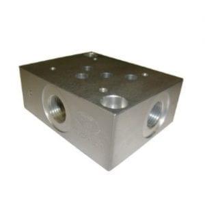 Aluminium Cetop 5