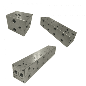 Aluminium Cetop 3