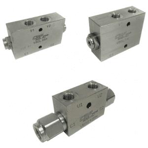Aluminium Lock Valves