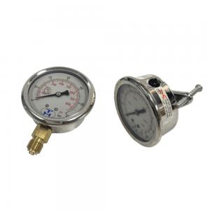 63mm Pressure Gauges